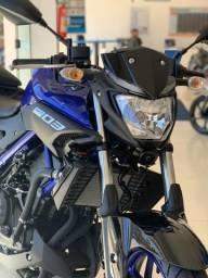 Yamaha Mt-03 Abs 2020 0km - R$3.500,00