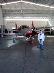 Aeronave disponível P. passeio