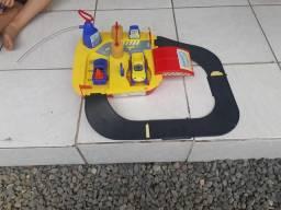 Vendo Brinquedo Pista Lavar Car