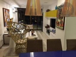 Bangalô com 3 quartos - todos suítes - alto padrão na praia de muro alto - aluguel tempora