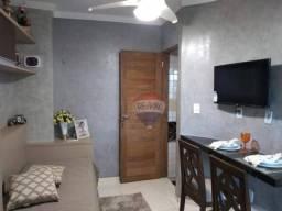 Flat com 1 dormitório para alugar, 22 m² por r$ 1.500/mês - são miguel - juazeiro do norte