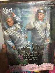 Barbie ken lago dos cisnes