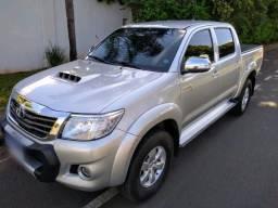 Hilux Srv 4x4 3.0 Diesel Automática 2012 - 2012