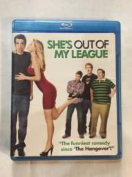 Disco Blu-ray SHE?S OUT OF MY LEAGUE