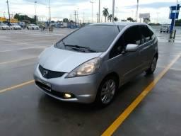 Honda Fit EXL 2012 30.000 top de linha automatico - 2012