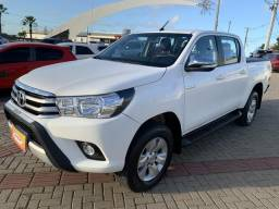 Hilux 2.8 Diesel automática Srv 2017 Extra!!! - 2017