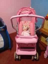 Carrinho de bebe R$ 180.00