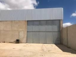 Vendo ou troco galpão de esquina com 480 m2 - bairro remanso - prox. a av. brumado