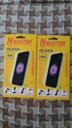 Película de vidro Traseira p/ iPhone 4/6