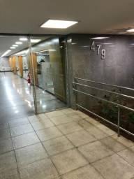 Excelente sala comercial na Augusto de Lima