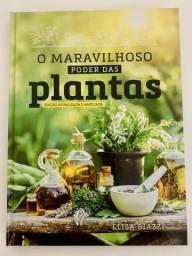 Maravilhoso Poder Das Plantas - Original, Novo E Nota Fiscal