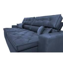Sofá retratil e reclinavel (compre sem sair de casa)