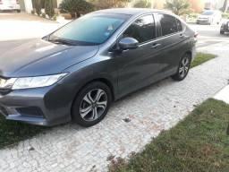 Honda City lx cvt 1,5 Flex automático 16/16 única dona com 49 mil km - 2016