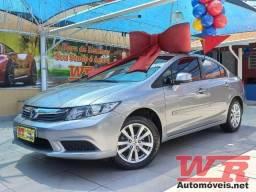 Honda Civic LXS 1.8 Flex, Impecável - 2015