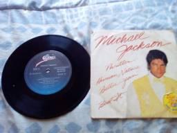 LP compacto Michael Jackson