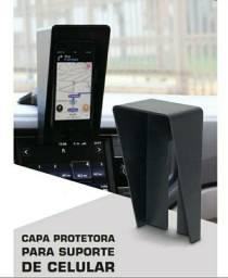 Capa protetora para suporte de celular