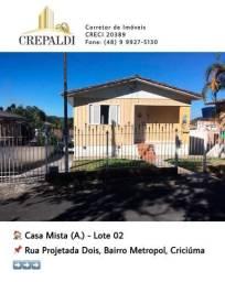 Vendo Casa (A.), 4 dormitórios, Bairro Metropol