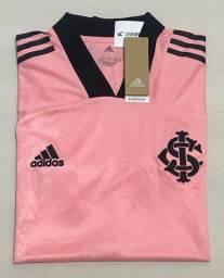 Camisa Internacional Outubro Rosa Adidas G (2020)