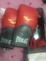 Luvas para boxe