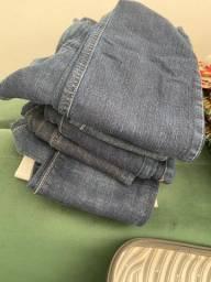 Calças femininas de marca