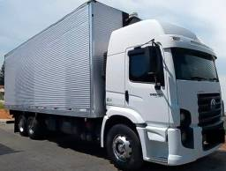 Caminhão Vw 24.250 6X2 Truck Ano 2011