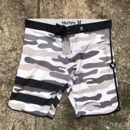 Shorts em Elastano