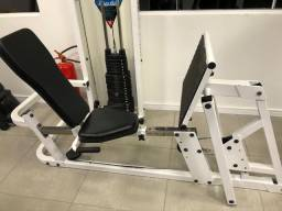 Leg Horinzonal Pacific Fitness