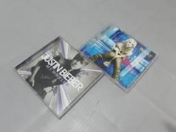 2 CDS Britney Spears & Justin Bieber