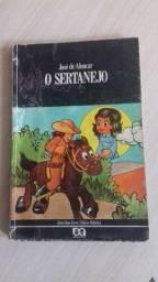 Livro o Sertanejo