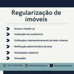 Regularização de imóveis MG