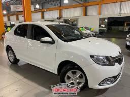 Título do anúncio: Renault LOGAN DYNAMIQUE 1.6 8V FLEX MEC.