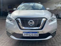 Nissan Kicks S (CVT) 2018 - BAIXO KM -