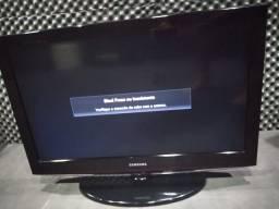 Título do anúncio: V/t TV SAMSUNG 32' LCD