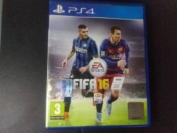 Título do anúncio: FIFA 16 - PS4