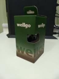 Pedal de clip Wellgo novo