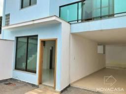 Casa com 3 dormitórios à venda, 136 m² por R$ 460.000,00 - Trevo - Belo Horizonte/MG