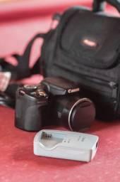 Camera semi profissional canon
