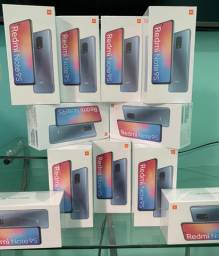 Xiaomi note 9S 128gb 6gb ram lacrados a pronta entrega