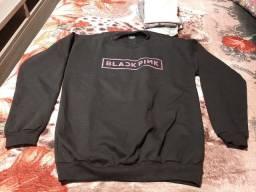 Moletom Black Pink