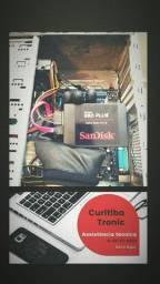SSD + mão de obra + brinde Parcelamos