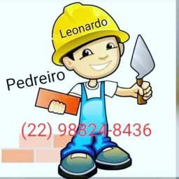 Leonardo pedreiro