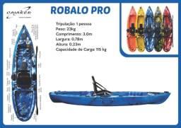 Caiaque Robalo Pro Caiaker Individual Novo