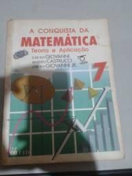 Livro de matemática 7ª série