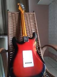 Guitarra SX vintage custon handmaid