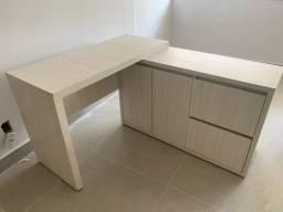 Título do anúncio: Vendo 2 mesas para escritório