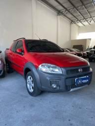 Título do anúncio: Fiat Strada Hard Working 1.4 (Flex) (Cabine Dupla) 2018
