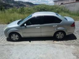 Vendo Fiesta Sedan 1.6 8V 2009 - Flex + GNV