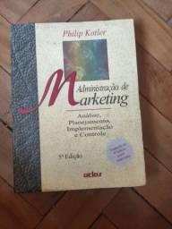 Livro admistração de marketing.