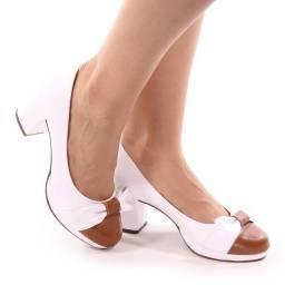 Sapato Scarpin Romântico