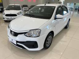 Toyota Etios 1.5 XS 2018 Automático, 2 donos, Impecável !
